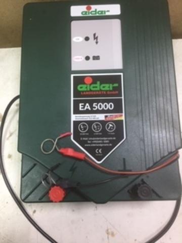 Генератор EA5000(EIDER) 12в/4,8 Дж
