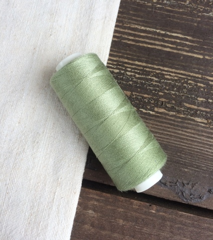 Нитки Dor Tak 705, светло-зеленый