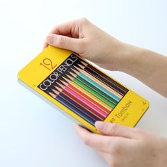 Цветные карандаши Tombow Color Pencil (12 шт)
