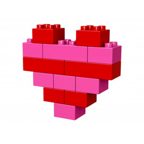 LEGO Duplo: Мои первые кубики 10848 — My First Bricks — Лего Дупло
