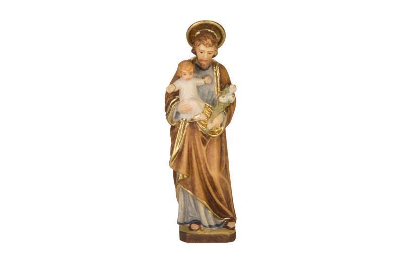 Святой Иосиф с ребенком