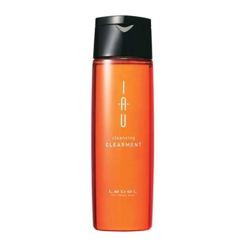 Lebel IAU Cleansing Clearment - Освежающий аромашампунь для нормальной кожи
