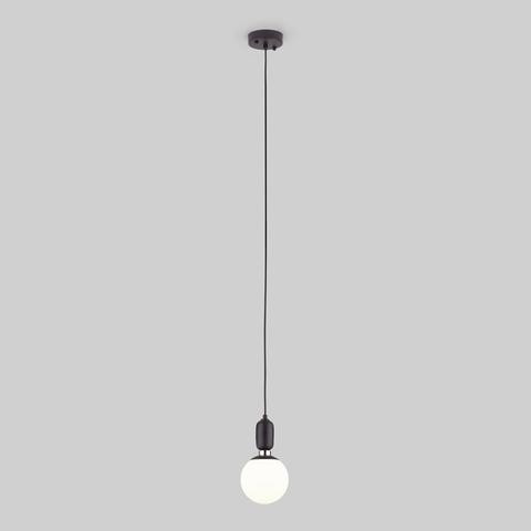Подвесной светильник с длинным тросом 1,8м 50158/1 черный