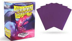Протекторы Dragon Shield матовые Purple (100 шт.)