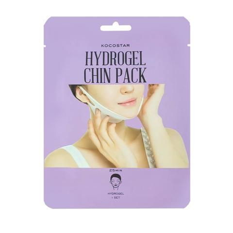 KOCOSTAR | Гидрогелевая лифтинг-маска для подбородка / V line hydrogel chin pack, (9 гр)