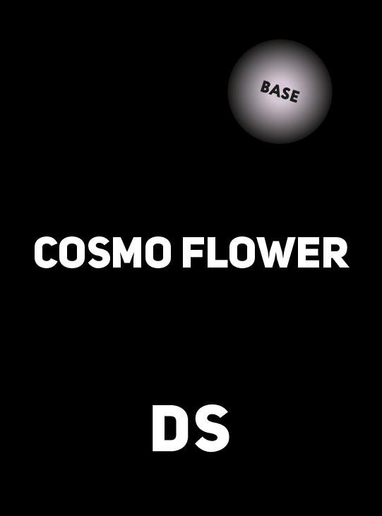 Accessory DS BASE COSMO FLOWER 250