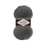 Пряжа Alize Lanagold 182 темно-серый