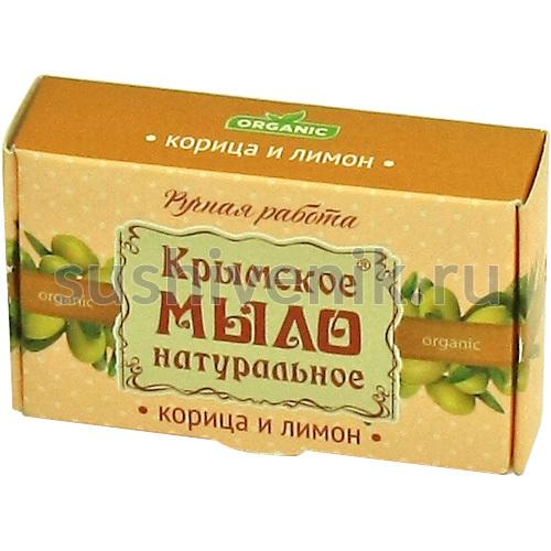 Мыло Корица и лимон
