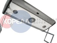 Электрическая потолочная сушилка для белья со встроенным светильником и вентилятором PSN-AH10A
