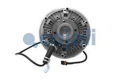 Вискомуфта МАН ТГА  Вискомуфта привода вентилятора электр. D=245 MAN TGA D2066/D0836/D2676  Производитель - COJALI  OEM - 51066300096
