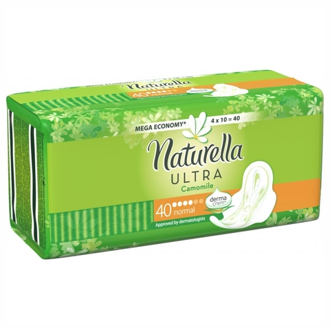 Прокладки NATURELLA Ultra Normal 40 шт УКРАИНА