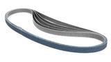 Лента MESSER бесконечная шлифовальная 9х533 #100 (циркониевый электрокорунд) 5 шт