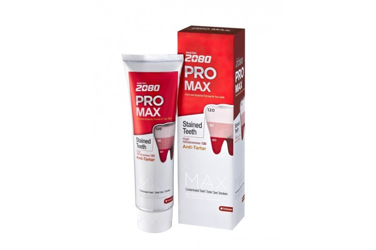 Зубная паста 2080 Максимальная Защита