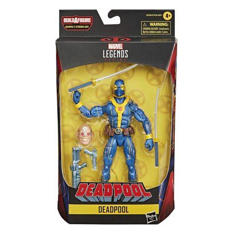 Marvel Legends Series: Deadpool Blue || Синий Дэдпул