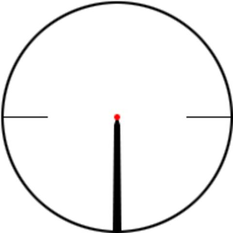 ПРИЦЕЛ SCHMIDT & BENDER СЕРИИ ZENITH 1,1-4X24 LM (ПОД КОЛЬЦА 30 ММ) FD2 С ПОДСВЕТКОЙ