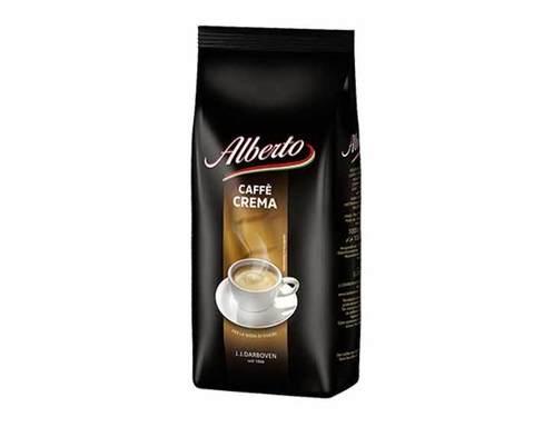 Кофе в зернах J.J. Darboven Alberto Crema, 1 кг