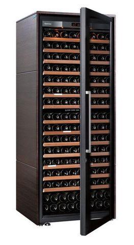 Винный шкаф EuroCave S Collection L венге, максимальная комплектация