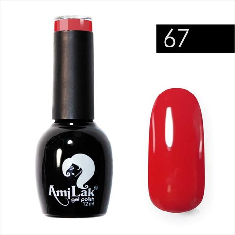 AmiLak Color Gel Polish №067