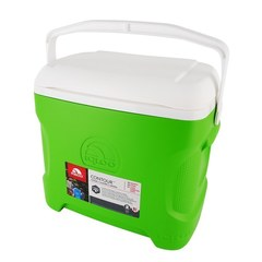 Изотермический пластиковый контейнер Igloo Contour 30 green