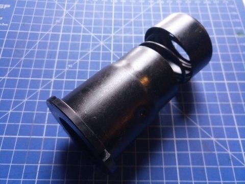 Защитный блок (Узел №1 в сборе) для пистолета ПЦ-84, GF5