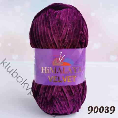 HIMALAYA VELVET 90039, Ежевика