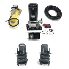 Chevrolet Express / GMC Savana 2500/3500 пневмоподвеска задней оси + система управления 2 контур (c ресивером)