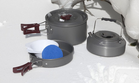 Картинка набор посуды Fire-Maple FMC-204  - 2