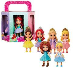 Набор из 6 кукол кукол серия Disney Princess