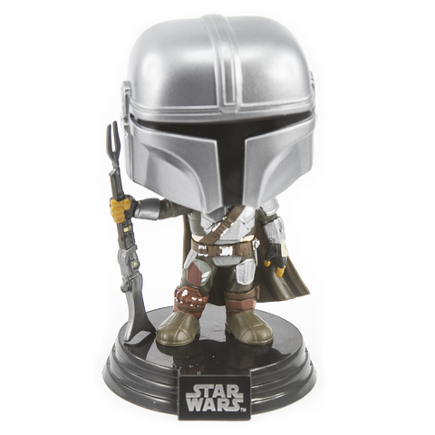 Фигурка Funko POP! Bobble: Star Wars: Mandalorian: The Mandalorian (Final) 45545