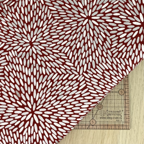 Ткань для пэчворка, хлопок 100% (арт. HOF0601)