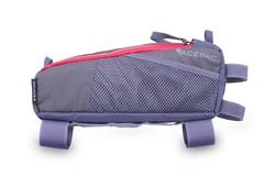 Велосумка на раму Acepac Fuel Bag L 1.2L grey - 2