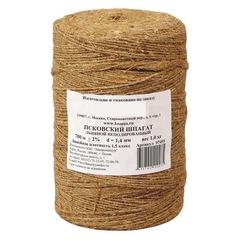 Шпагат льняной 1500 текс (длина 700 м, 1 кг в бобине)
