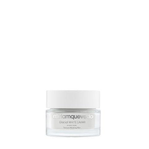 Увлажняющий моделирующий воск для волос с маслом прозрачно-белой икры