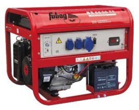 Кожух для бензиновой электростанции Fubag BS 6600 ES