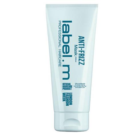 LABEL.M Разглаживающая Серия: Разглаживающая маска для волос (Anti-Frizz Mask), 200мл/500мл