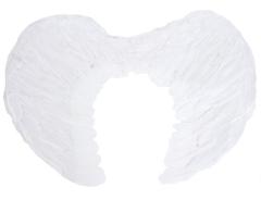 Крылья ангела белые 40х55см/G