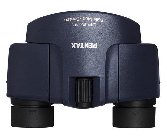 Бинокль Pentax UP 8x21 синий - фото 2