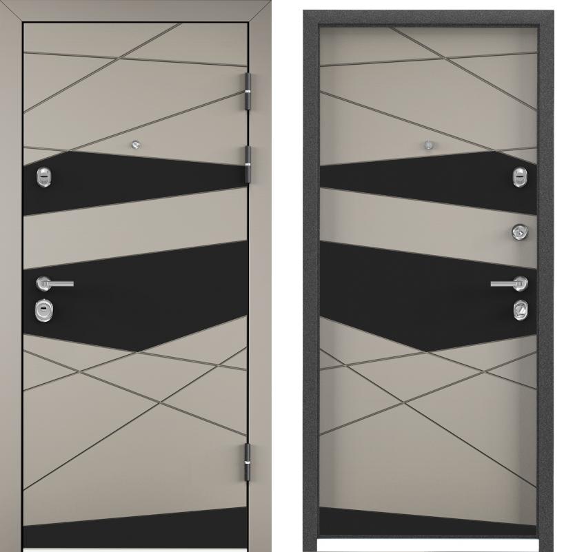 Входные двери Torex Ultimatum M KB-46D кремовый ликёр с двух сторон generated_image__4_.png