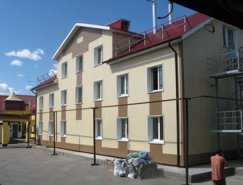 Стальные теплоизоляционные фасадные панели АЛПАН ST и АЛПАН ST FR