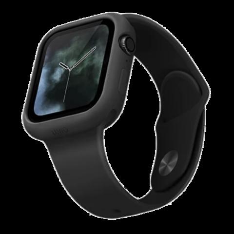 Ремешок силиконовый Apple Watch 42 мм с чехлом под часы