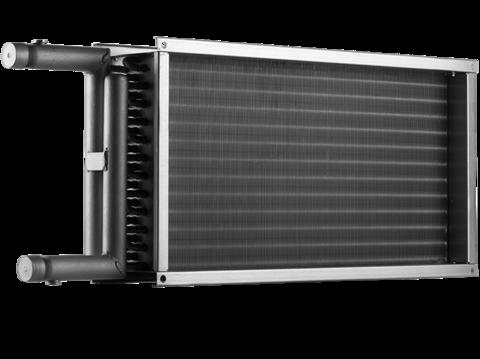 Нагреватель водяной для прямоугольных каналов WHR 900*500-2