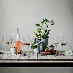 Набор фужеров для шампанского 388 мл, 2 шт, Sensa, фото 6