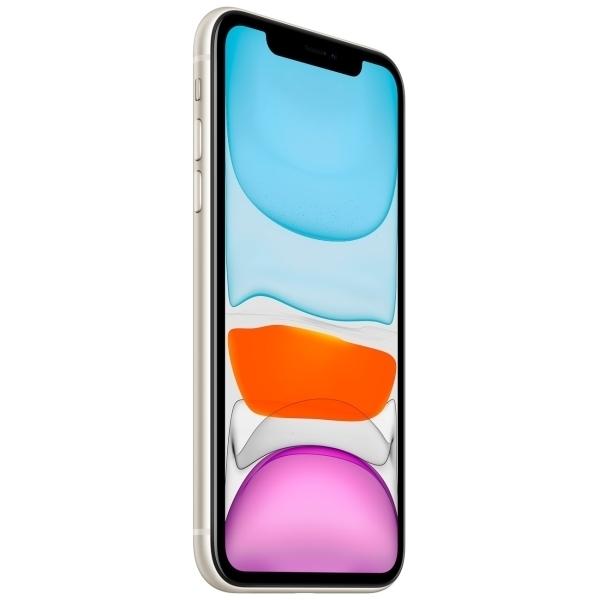 Новый Apple iPhone 11 128 ГБ белый (обменка ростест)