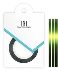 TNL, Нить на клеевой основе (зеленая)