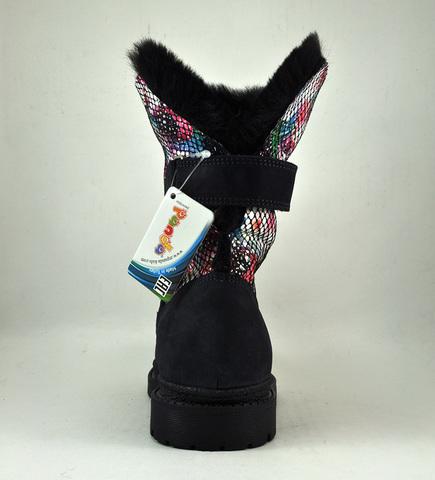 Зимние ботинки-угги Panda