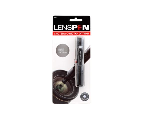 Карандаш для чистки оптики Lenspen LP-1 - фото 3 - упаковка