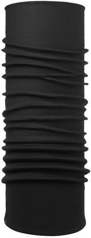 Шарф-труба непродуваемый Buff Windproof Solid New Black фото 1