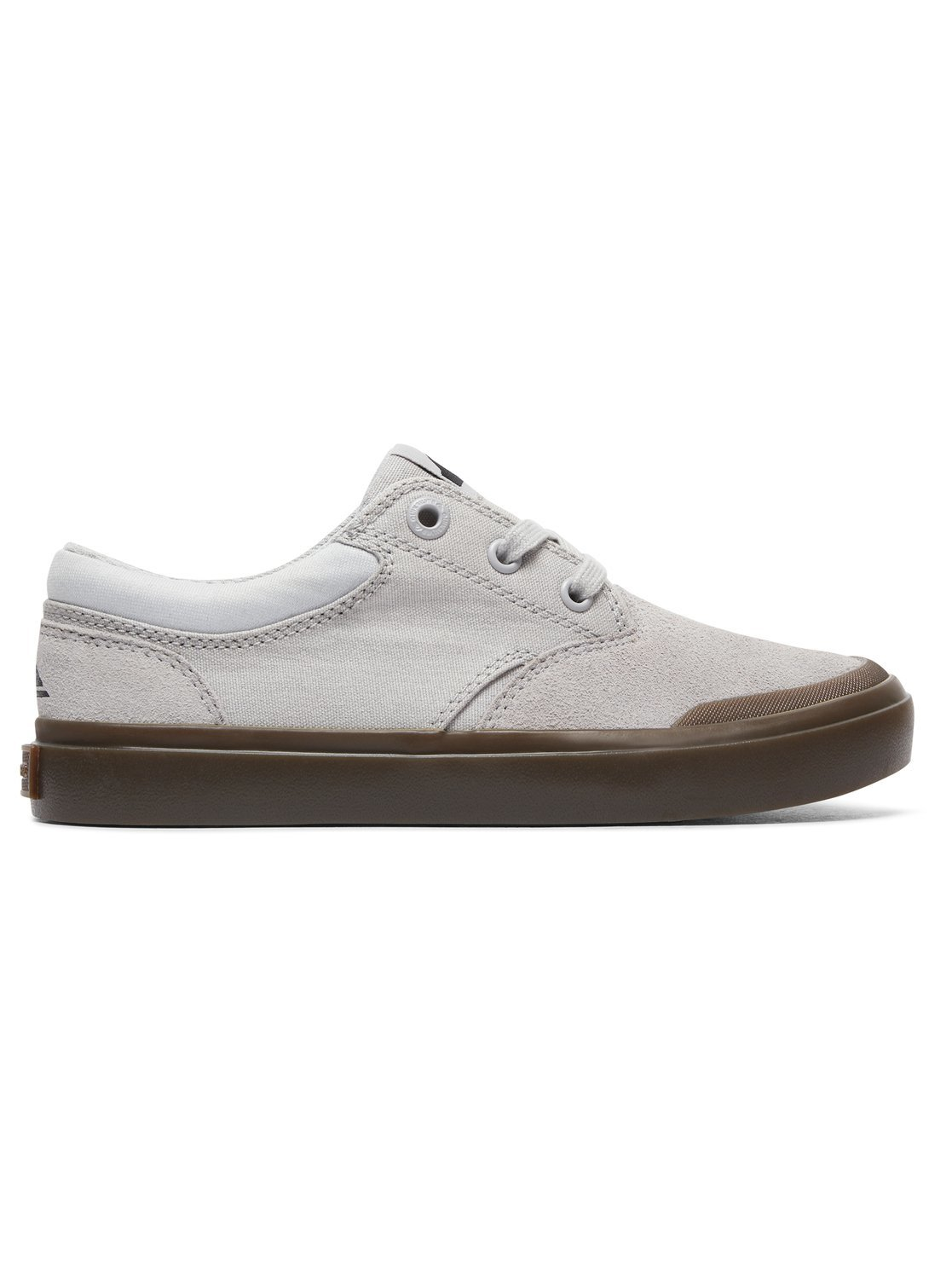 Кеды дет. QUIKSILVER VERANT YOUTH B SHOE XWWC WHITE/WHITE/BROWN