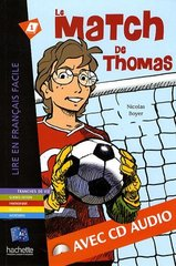 LFF A1 - Le Match de Thomas + CD audio