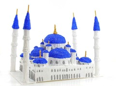 3D ручка MyRiwell RP100B (цвет: голубой)